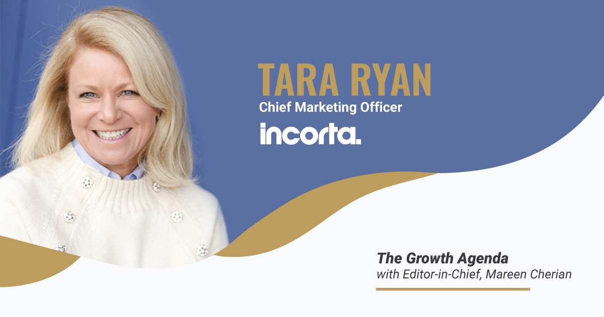 Q&A with Tara Ryan, Chief Marketing Officer at Incorta