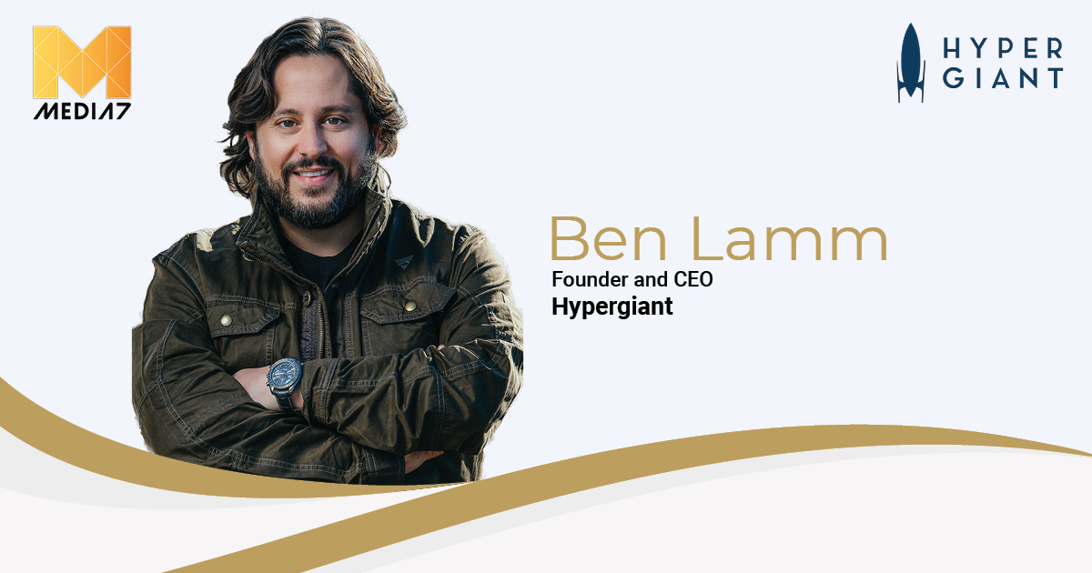 Q&A with Ben Lamm, Founder and CEO at Hypergiant