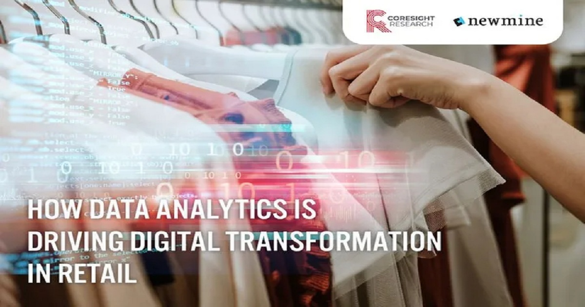 HOW DATA ANALYTICS IS DRIVING DIGITAL TRANSFORMATION IN RETAIL