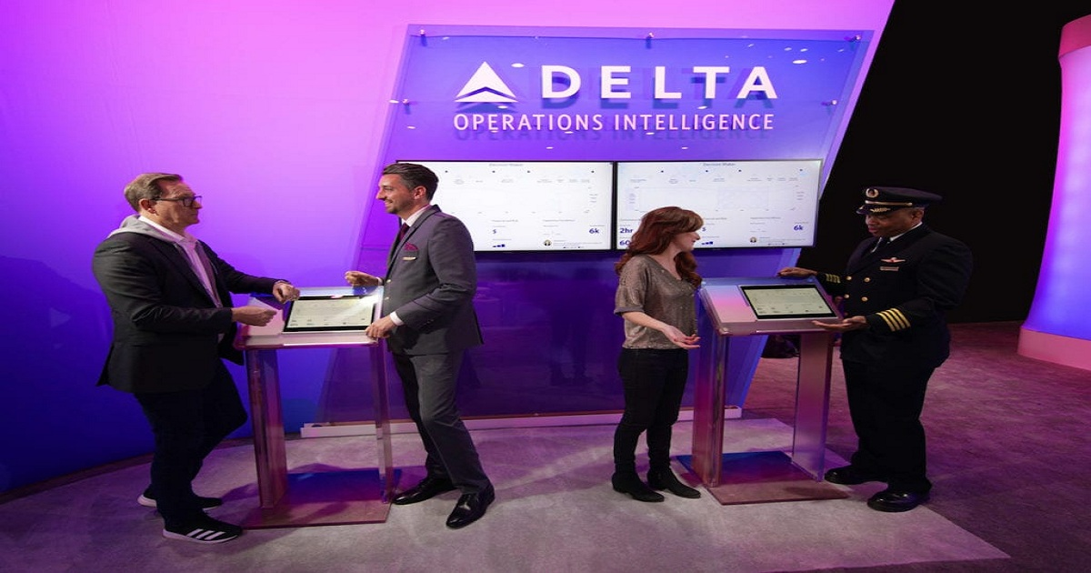 DELTA DEVELOPS ARTIFICIAL INTELLIGENCE TOOL TO ADDRESS WEATHER DISRUPTION, IMPROVE FLIGHT OPERATIONS