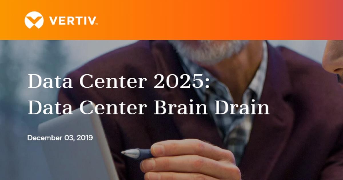Data Center 2025 Data Center Brain Drain