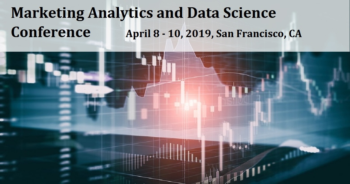 Marketing Analytics and Data Science Conference