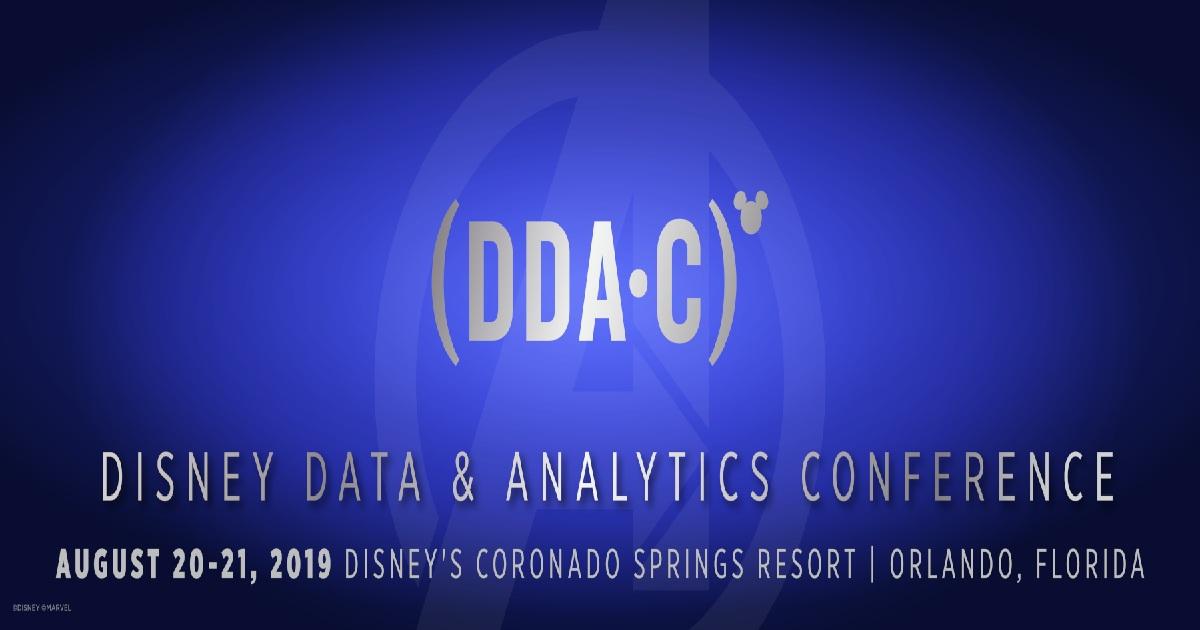 Disney data conference