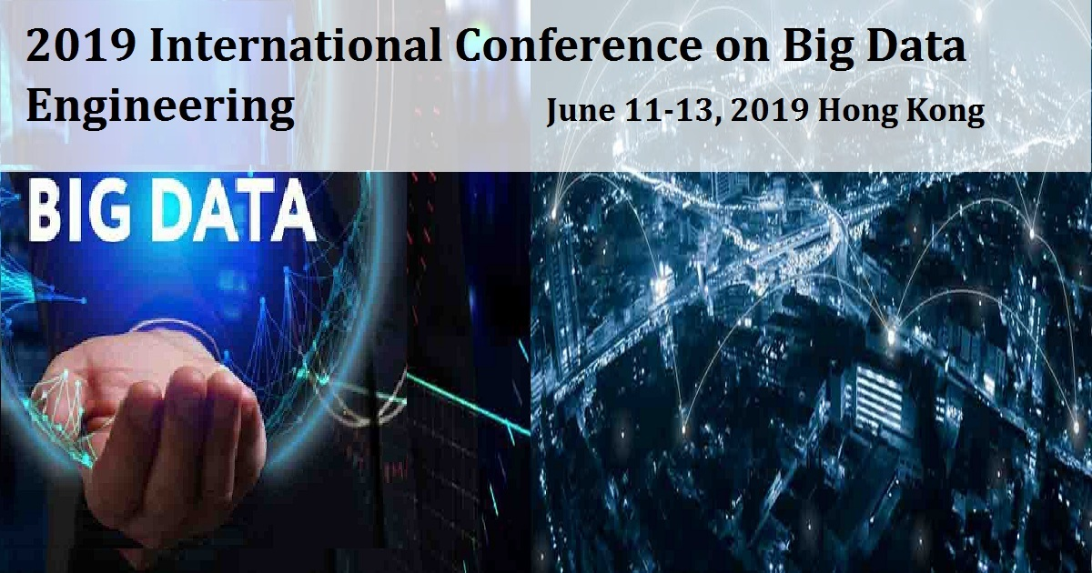 2019 International Conference on Big Data Engineering