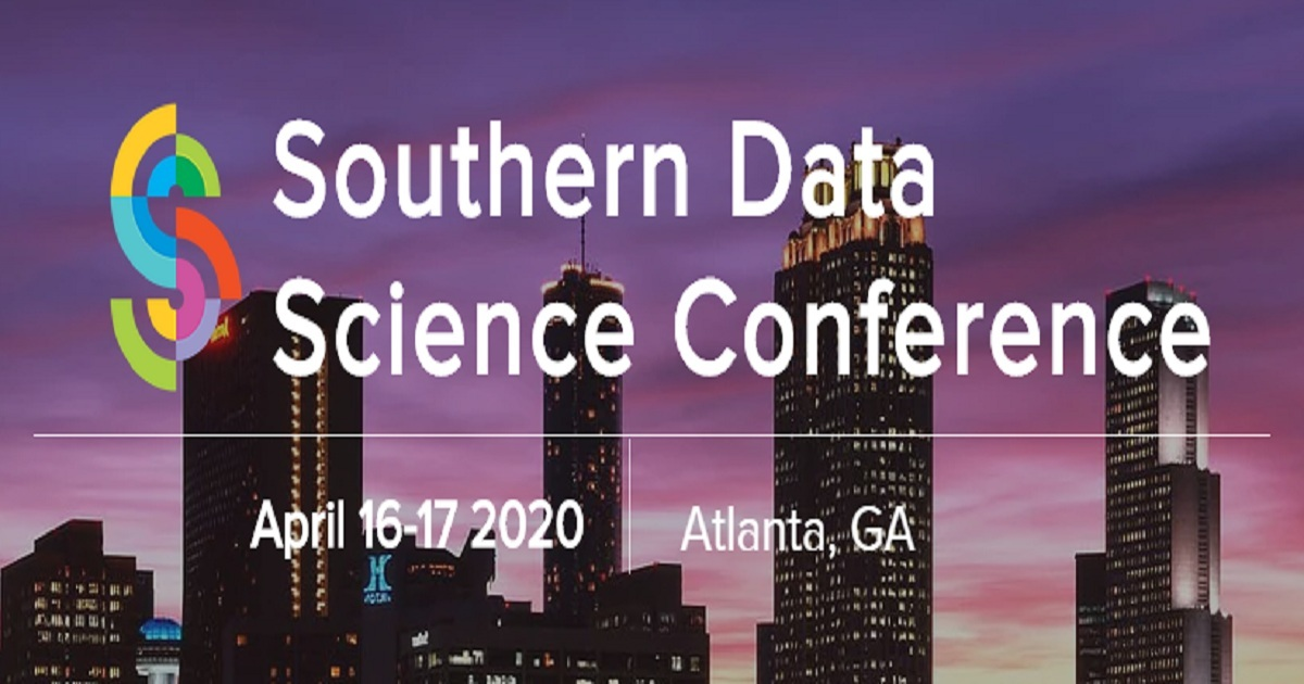 Southern Data Science Conference 2020