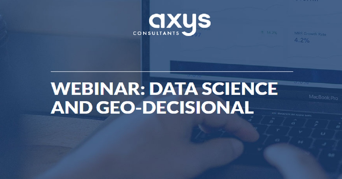 DATA SCIENCE AND GEO-DECISIONAL