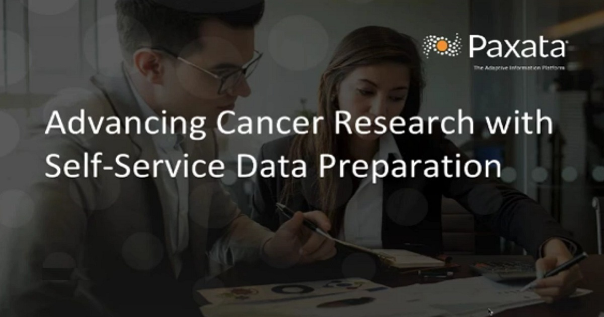 ADVANCING CANCER TREATMENT WITH SELF-SERVICE DATA PREPARATION
