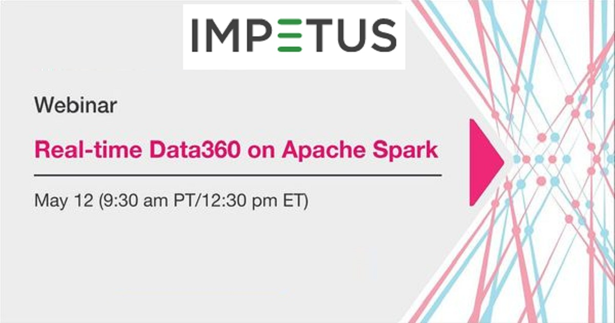 Real-time Data360 on Apache Spark