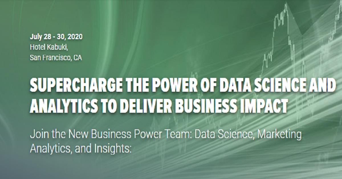 Marketing analytics and data science
