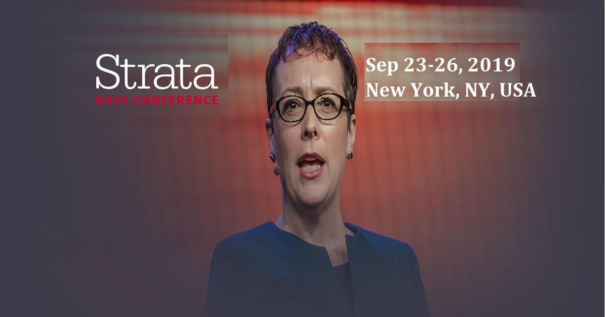 Strata Data Conference 2019