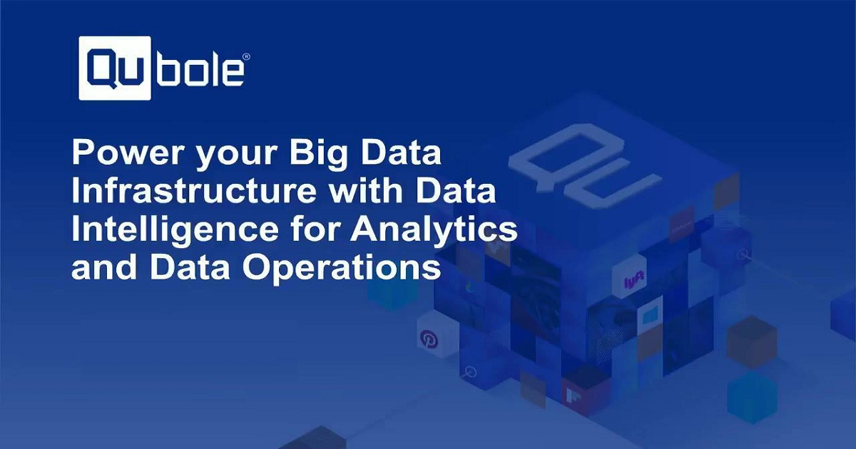 Power your Big Data Infrastructure with Data Intelligence for Analytics and Data