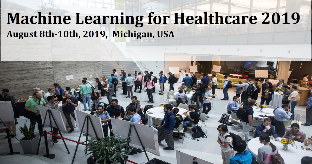 Machine Learning for Healthcare 2019