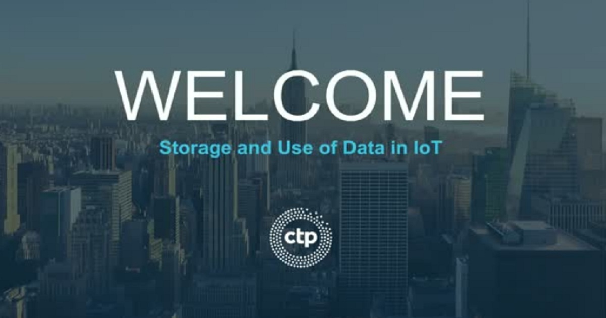 Understanding the Characteristics, Storage and Use of Big Data in IoT