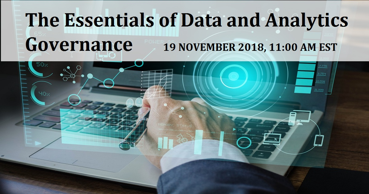 The Essentials of Data and Analytics Governance