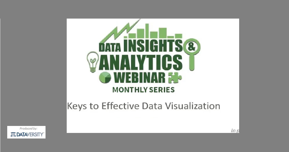 Keys to Effective Data Visualization