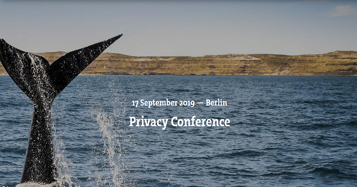 4th Privacy Conference