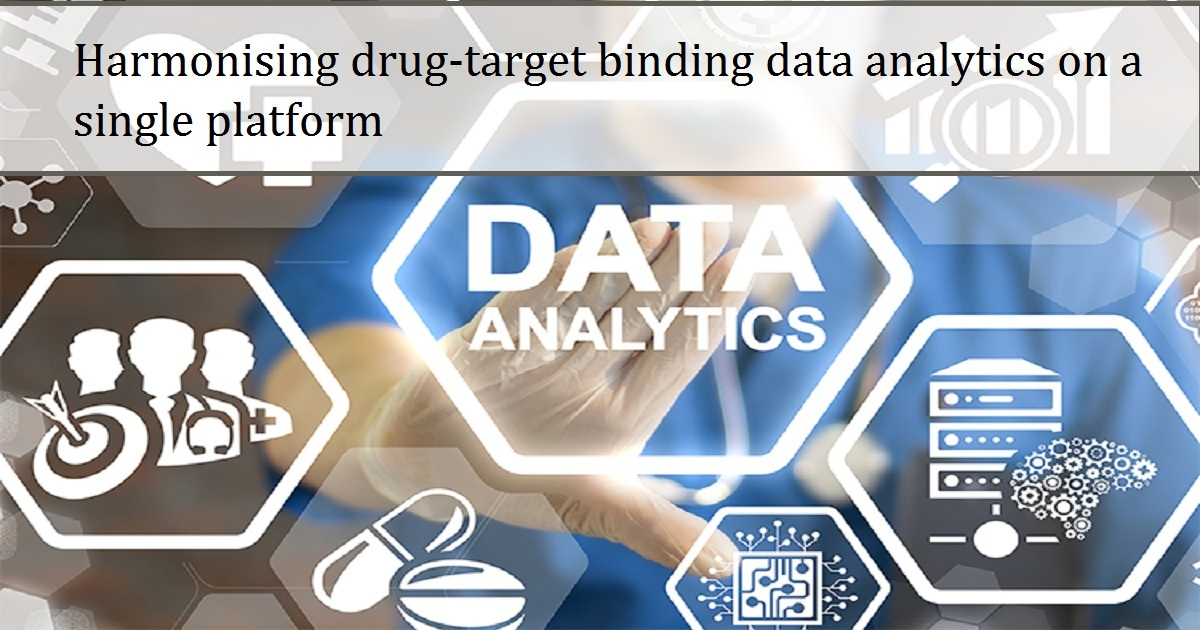 Harmonising drug-target binding data analytics on a single platform