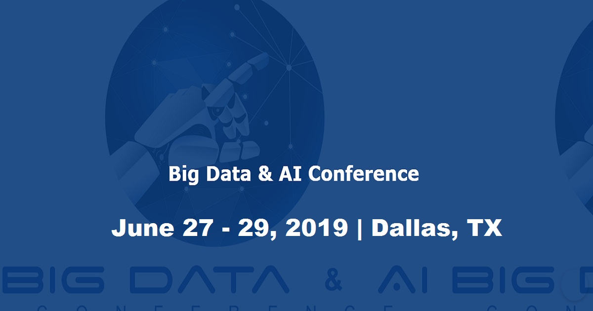 Big Data & AI Conference