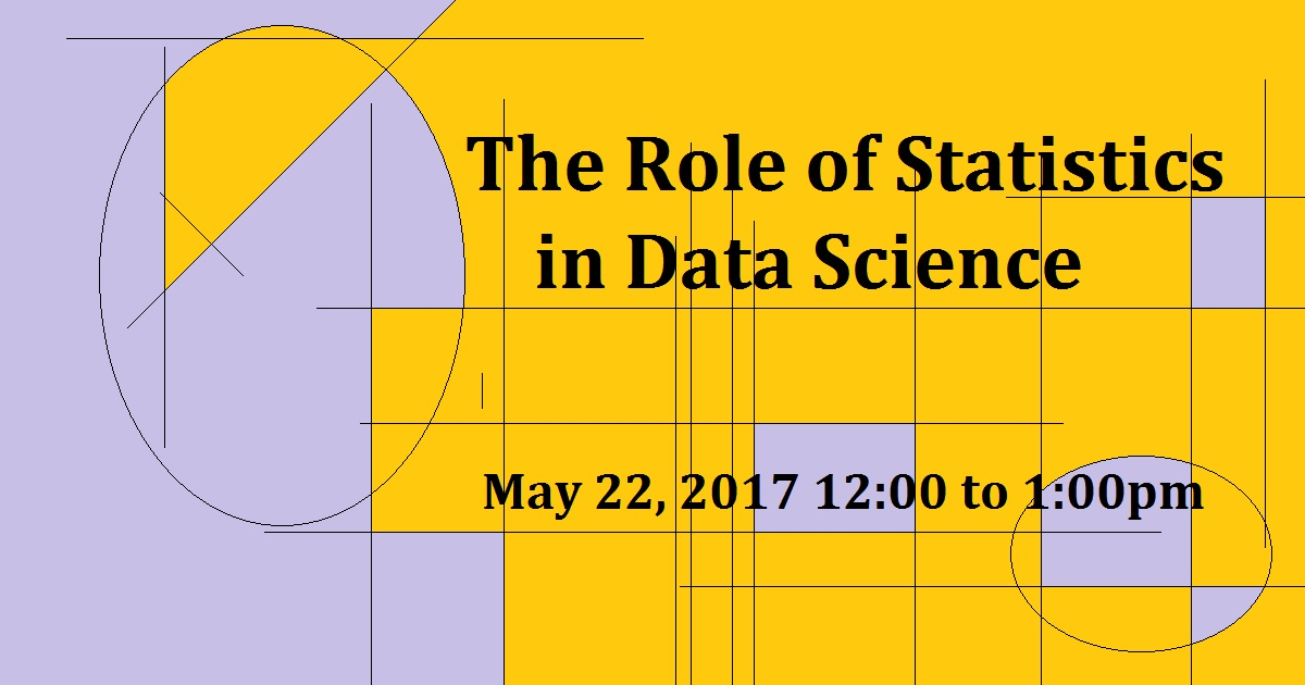 The Role of Statistics in Data Science