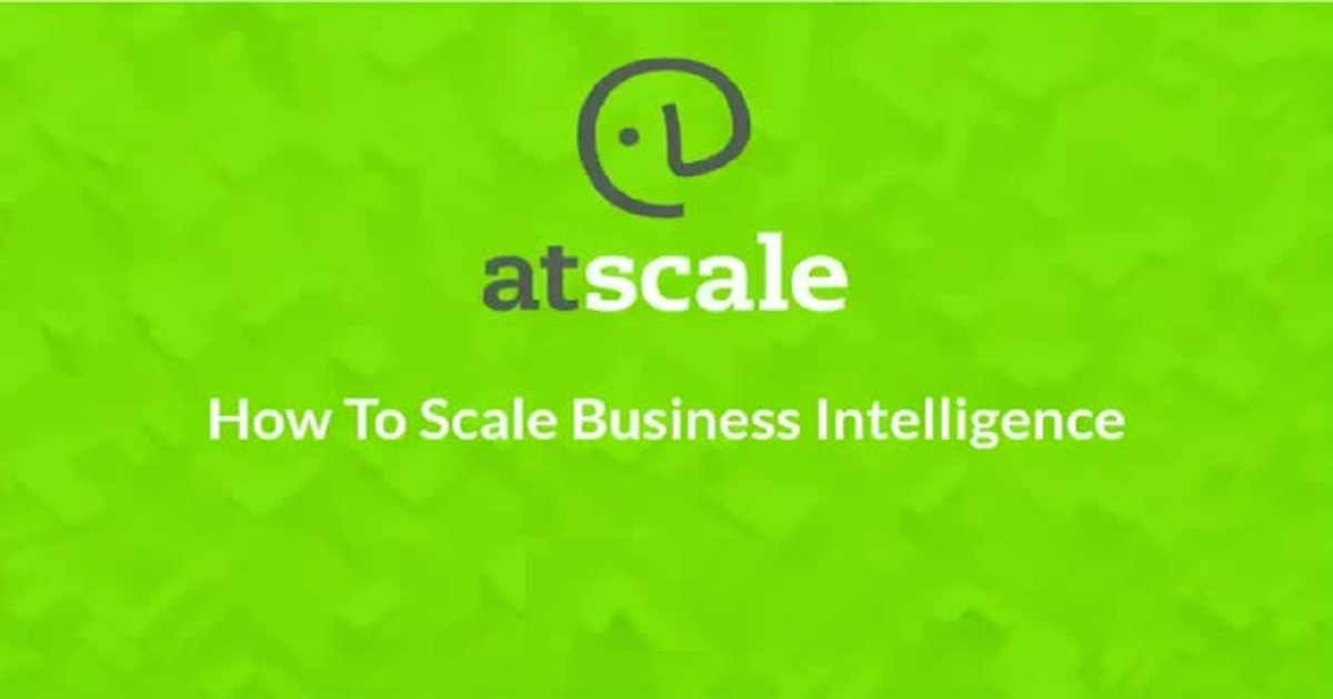 How To Scale Business Intelligence