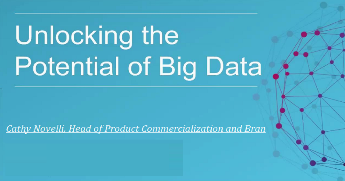 Unlocking the Potential of Big Data