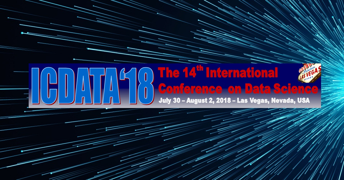 The 15th International Conference on Data Science