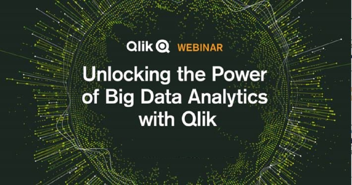Unlocking the Power of Big Data Analytics with Qlik