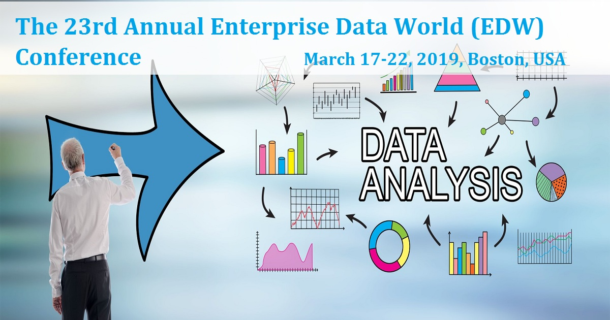 The 23rd Annual Enterprise Data World (EDW) Conference