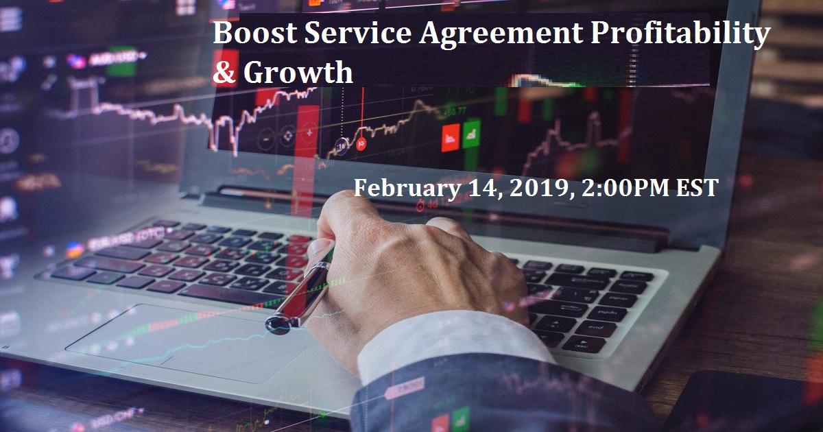 Boost Service Agreement Profitability & Growth
