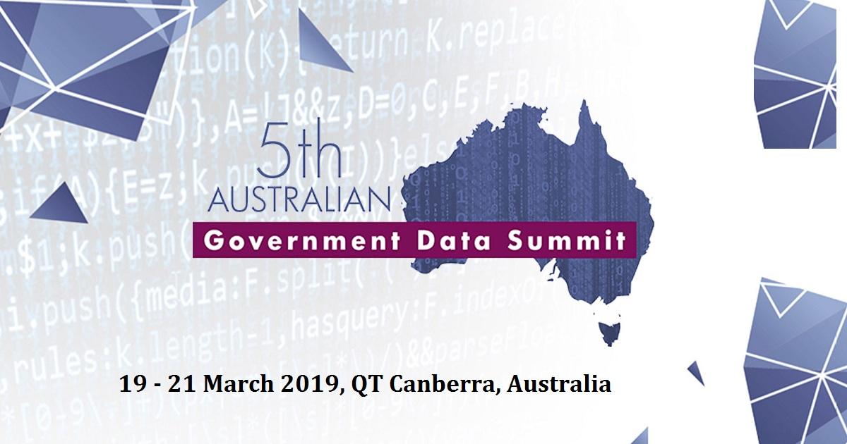 5th Annual Australian Government Data Summit