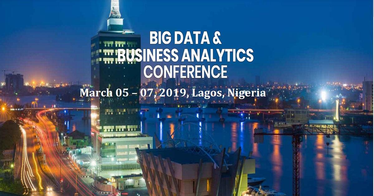 Big Data & Business Analytics Conference