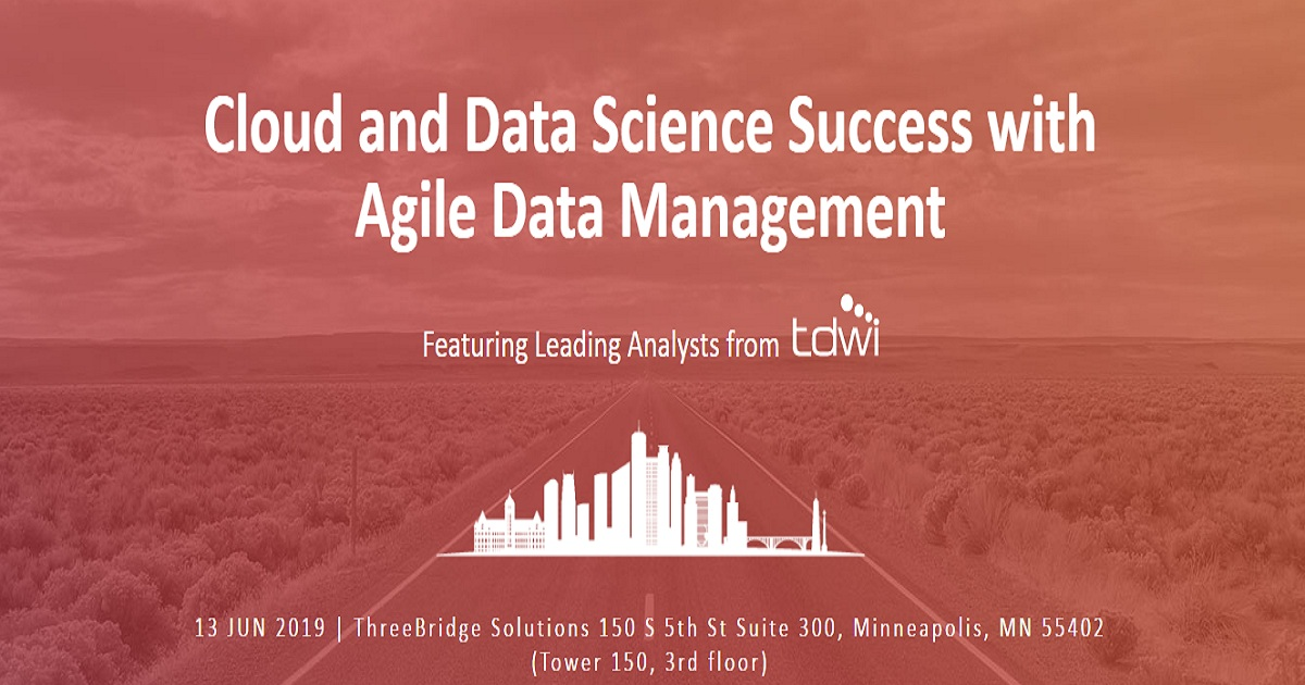 Data Science Success with Agile Data Management