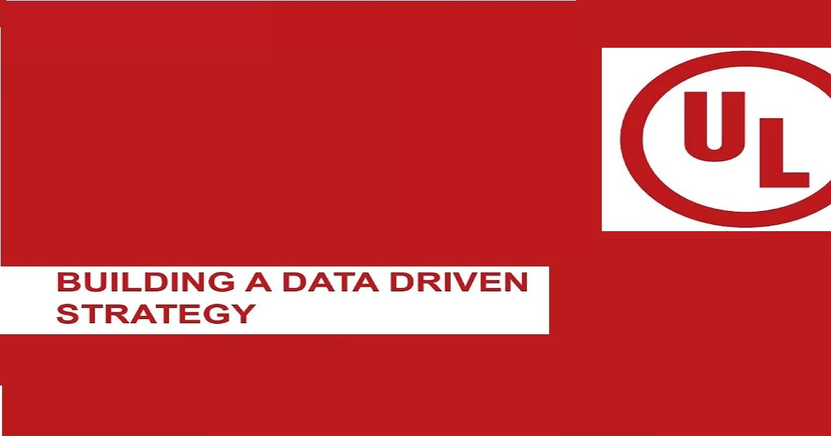 Building A Data-Driven, Digital Strategy