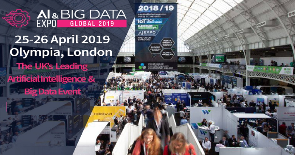 AI & Big Data Expo Global 2019 - Conference & Exhibition