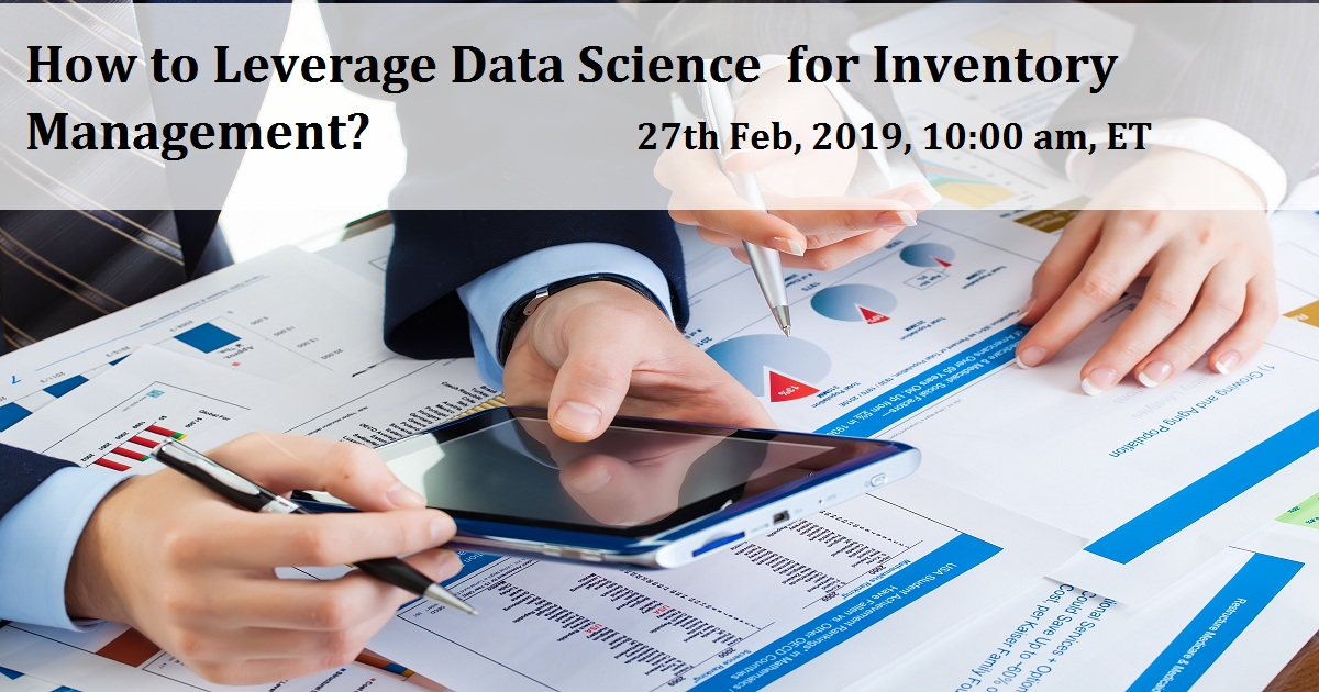 How to Leverage Data Science for Inventory Management?