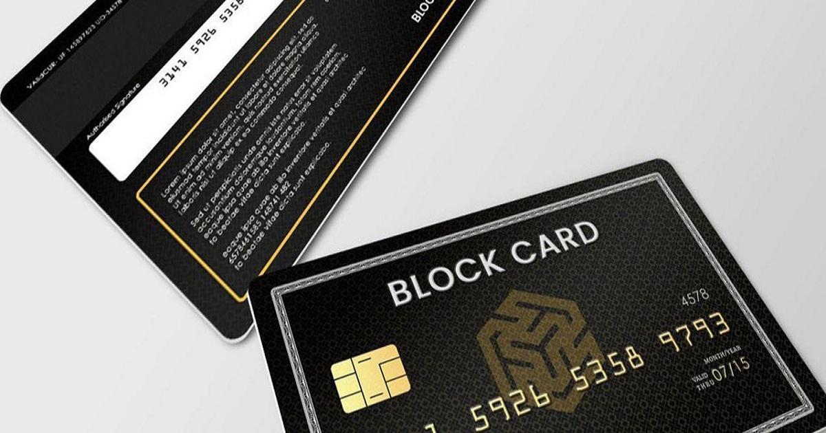 US blockchain firm announces crypto debit card
