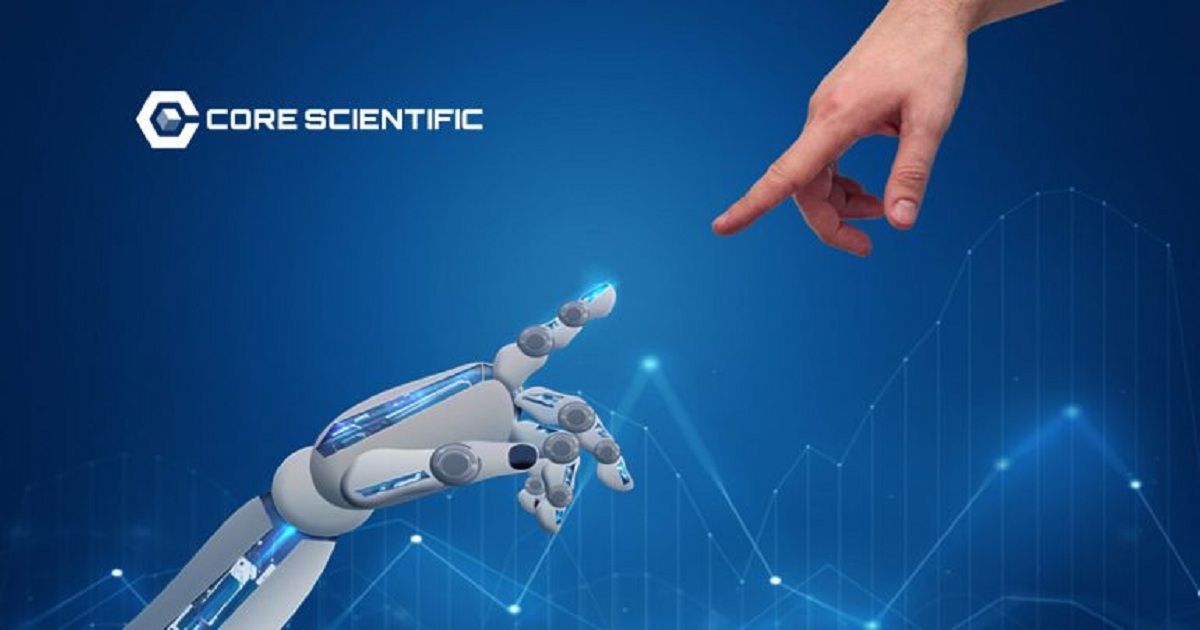 CORE SCIENTIFIC AND SFL SCIENTIFIC PARTNER TO DELIVER HOSTED-AI SOLUTIONS