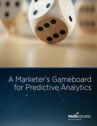 A MARKETER'S GAMEBOARD FOR PREDICTIVE ANALYTICS